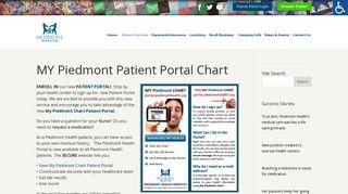 Portal Www Piedmonthealth Org