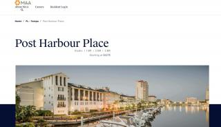 Post Harbour Place Resident Portal