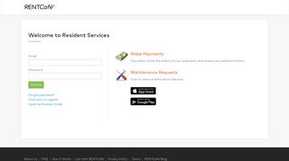 Prieb Property Management Resident Portal