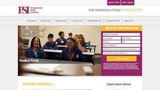 Professional Skills Institute Student Portal