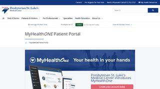 Pslmc Com Patient Portal