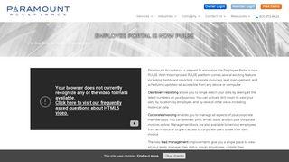 Pulse Employment Portal