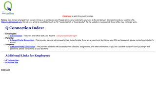 Q Cvusd Student Portal