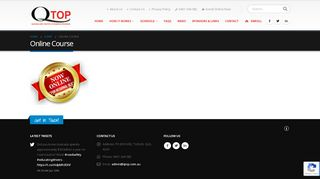 Qtop Online Test Portal