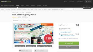 Real Estate Agency Portal 1.5.1