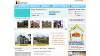 Real Estate Portal Nepal