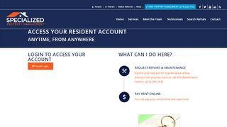 Real Property Management Dfw Tenant Portal