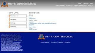 Realtime Student Portal Mets