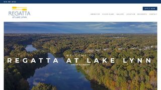 Regatta At Lake Lynn Resident Portal