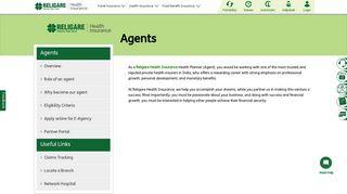 Religare Health Insurance Agent Portal