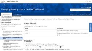 Remove Device From Maas360 Portal