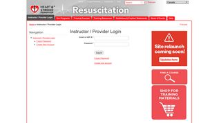 Resuscitation Portal