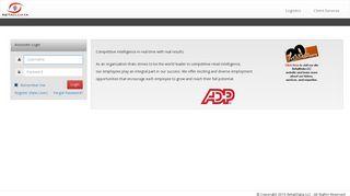 Retail Data Portal