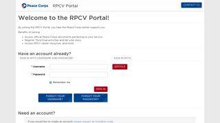 Rpcv Portal