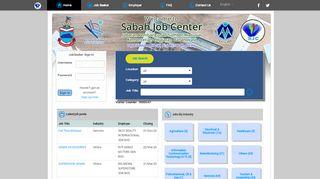Sabah Job Portal