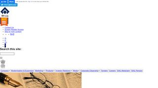 Sail Corporate Office Portal