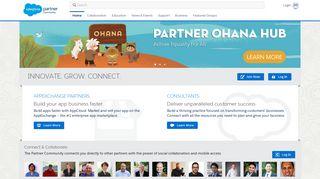 Salesforce Partner Portal