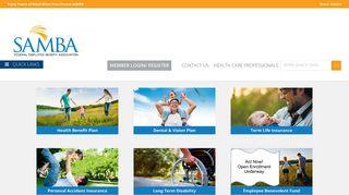 Samba Health Insurance Provider Portal