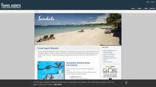 Sandals Ta Portal
