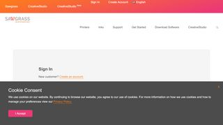 Sawgrassink Portal Online Design