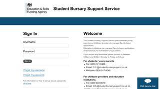 Sbss Portal