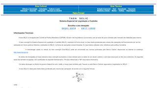 Selic Portal Brasil