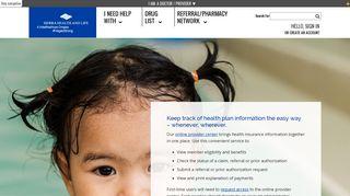 Sierra Health And Life Insurance Provider Portal