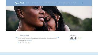 Signet Jewelers Learning Portal