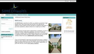 Simed Patient Portal