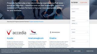 Sitefinity Partner Portal