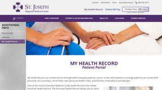 Sjrmc Patient Portal