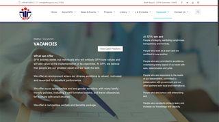 Society For Family Health Recruitment Portal