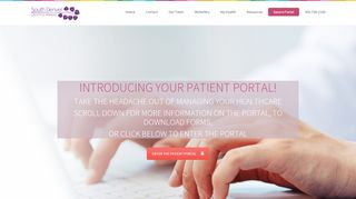 South Denver Ob Gyn Patient Portal