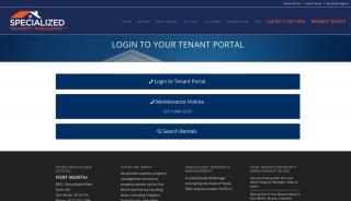 Specialized Rpm Tenant Portal