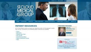 St Cloud Medical Group Portal