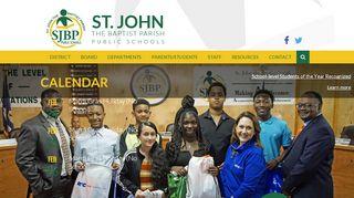 St John K12 La Us Portal