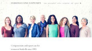 Starkville Women's Clinic Portal