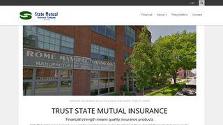 State Mutual Provider Portal
