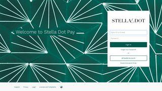 Stella And Dot Pay Portal