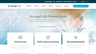 Storagecraft Partner Portal