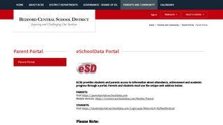 Student Portal Bcsdny