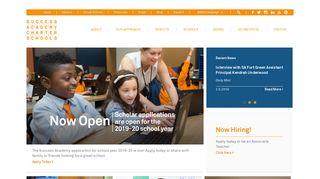 Success Academy Payment Portal