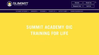 Summit Academy Portal