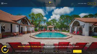Sun Lake Apartments Resident Portal
