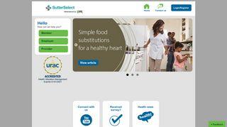 Sutter Select Provider Portal - Find Official Portal