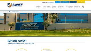 Swift Benefits Portal