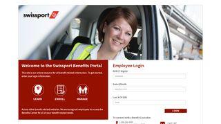 Swissport Benefits Portal