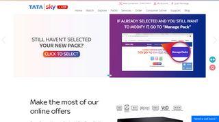 Tatasky Com Wps Portal
