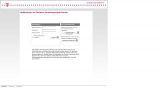Telekom Partner Portal