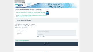 Thames Valley School Board Parent Portal